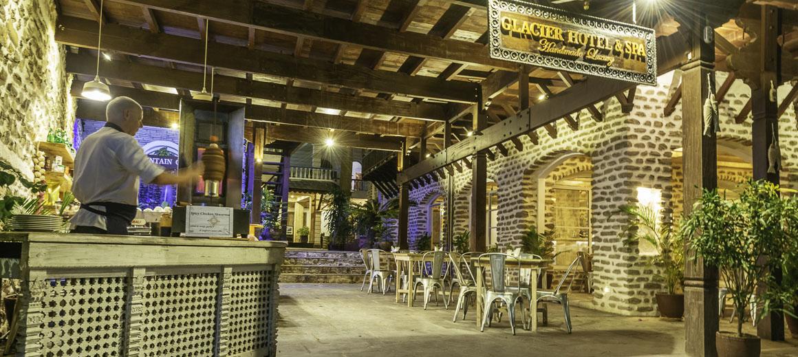 Glacier Hotel Spa Handmade Luxury In Pokhara